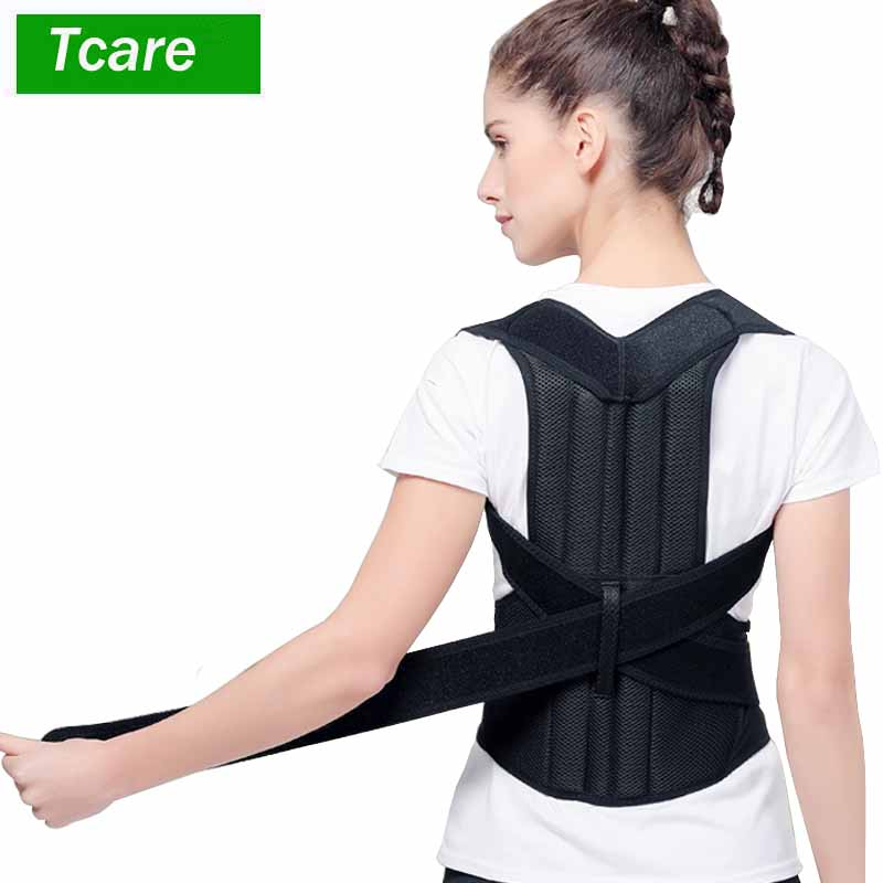 Posture Corrector - Adjustable Posture Corrector Brace Back Brace - Upper Back Pain Relief - Improve Bad Posture and Back Pain