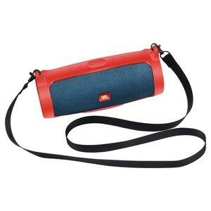 Image 5 - 100% Marka Yeni Silika Jel Seyahat Silikon çanta kılıfı Durumda JBL Şarj 4 Chareg4 Taşınabilir Su Geçirmez kablosuz bluetooth Hoparlör