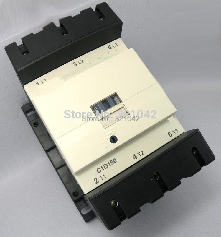 150A  switches AC contactor voltage 380V 220V 110V 36V 24V used for motor cad series contactor cad32 cad32bd 24v cad32cd 36v cad32dd 96v cad32ed 48v cad32fd 110v cad32gd 125v cad32jd 12v dc