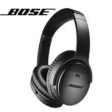 Беспроводные Bluetooth наушники Bose quietкомфорт 35 II ANC, накладные басы, гарнитура, акустические наушники с шумоподавлением и микрофоном