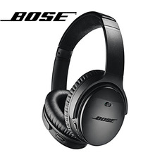 Bose QuietComfort 35 II ANC Wireless Bluetooth Headphones Over Head Bass Headsets Acoustic Noise Cancelling Earphone with Mic