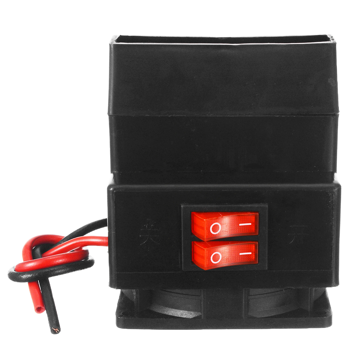Portable 12V 300W Car Vehicle Auto Electric Heating Heater Hot Fan Defroster Demister Car Accessories 12V 300W