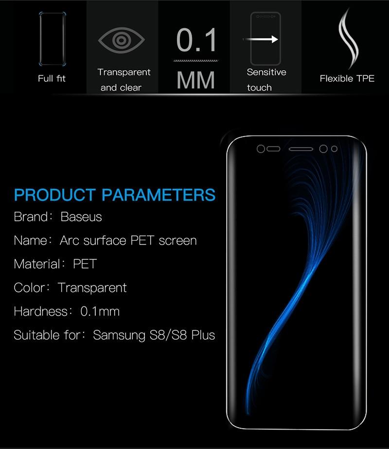 Baseus Soft PET Screen Protector (2)