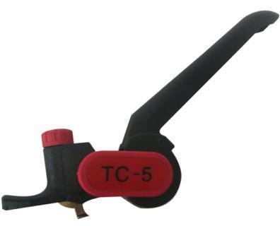 bilder für Längs Glasfaserkabel Mantel Cutter Jacke Rollenschneider TC-5