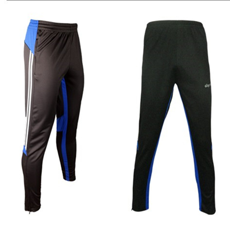Soccer Training Pants Men Joggers Slim Skinny Jogging Running Tights Trousers Tracksuits Bottoms Survetement Football 2018
