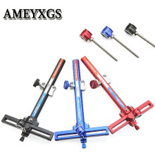 1pc  Archery Recurve Bow Sight Aluminum Alloy Bow Sight  Recurve Bow Aim Hunting Shooting  Accessories недорого