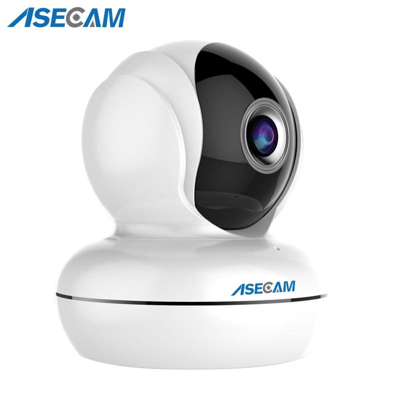Caméra intelligente HD Wifi 1080 P IP sans fil maison panoramique inclinaison bébé moniteur CCTV Wi-fi ip caméra Surveillance de sécurité deux Audio p2p Cloud