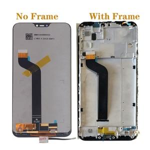 Image 2 - Mới Màn Hình Cho Xiaomi Mi A2 Lite Màn Hình Cảm Ứng LCD Bộ Số Hóa Màn Hình Cho Xiaomi Redmi 6 Pro Màn Hình Thay Thế Chi Tiết Sửa Chữa