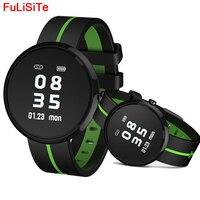 V06 Blood Pressure Wristband Best Fitness Bracelet Armband Heart Rate Monitor Watch Smart Bracelet Women Smartphone
