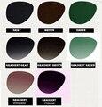 Índice de 1.56 Lentes De Óculos de Miopia Personalizado Anti Protecção Contra As Radiações UV Lentes Coloridas