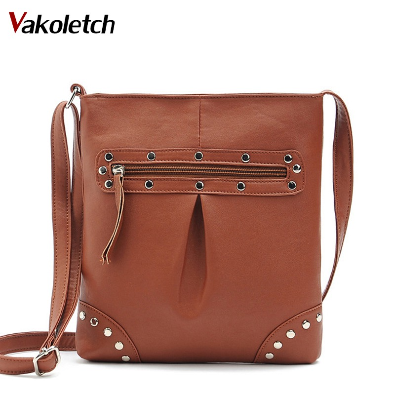 2019 Small Women Messenger Bag Simple Designer PU Leather Crossbody Bags For Women Ladies Flap Female Shoulder Bags K22