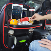 New design Car seat storage bag Hanging bags car seat back bag Car product Multifunction vehicle storage box freeshipping