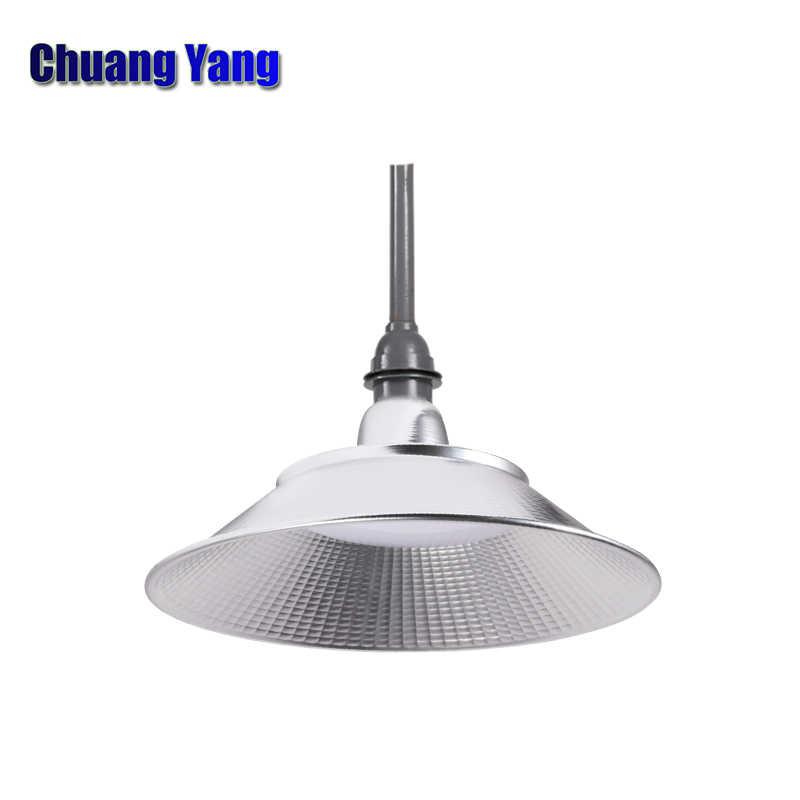 E27 светильник High Bay промышленный светильник ing лампа Заводская мастерская стадион промышленная лампа 30W 50W