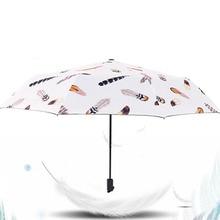 Small Folding Umbrella Sunny And Rainy Umbrella Rain Women Pocket 190T Nylon Fabric Mini Women'S Umbrellas jpzylfkzl mini pocket umbrella women sunny and rainy portable fashion folding umbrellas small sun parasol umbrella rain women