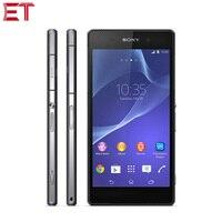 Оригинальный Новый мобильный телефон sony Xperia Z2 D6503 LTE 4G 5,2