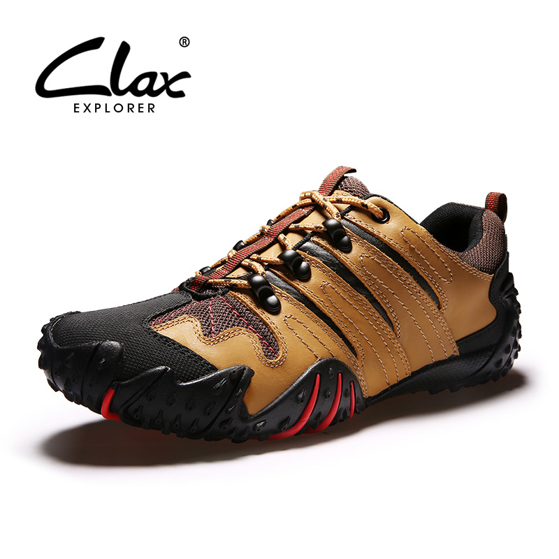 CLAX Men Walking Shoe Spring Autumn Outdoor Casual Shoes Male Genuine Leather Footwear Handmade Leisure Shoe Soft Comfortable 5 drawer knobs pull handles dresser knob pulls handles antique black silver furniture hardware kitchen cabinet door handle pull