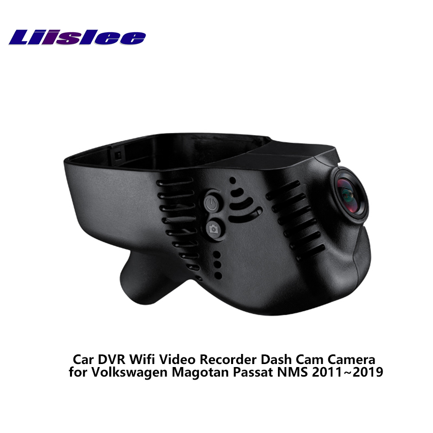 Liislee Car DVR Passat Nms Camera Video-Recorder Dash-Cam Wifi Night-Vision Mobile 1