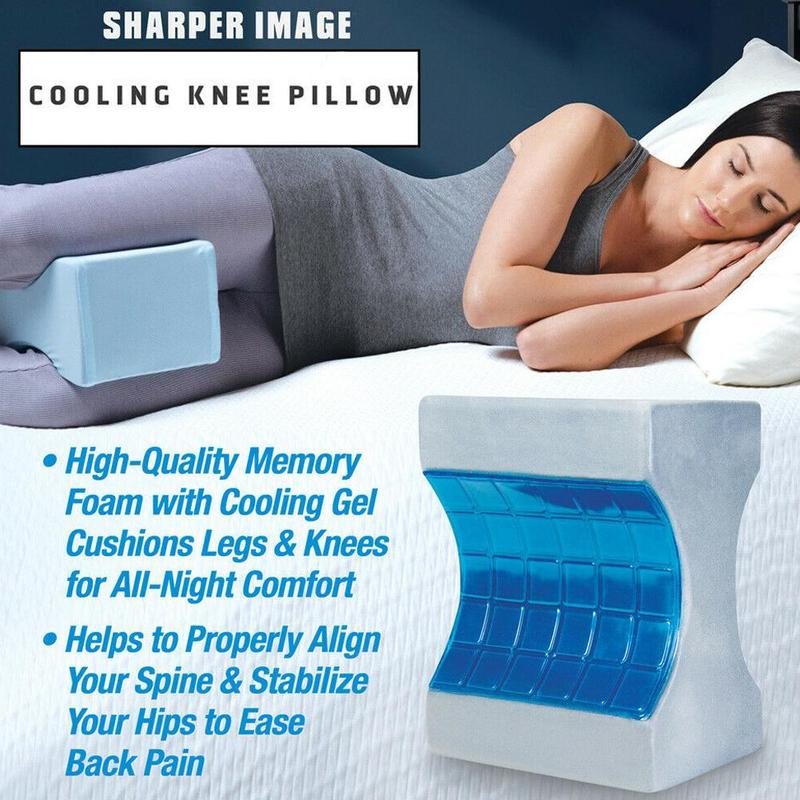 Knee Pillow Leg Pillow For Sleeping Cushion Support Between Side Sleepers Rest