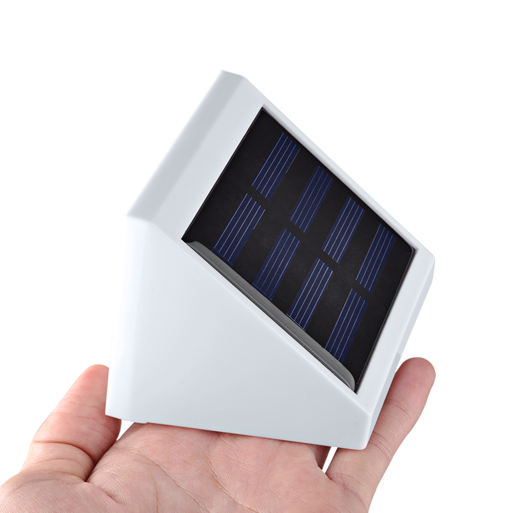 Lâmpadas Solares quintal ao ar livre quente Working : 10h in Night Led Solaire