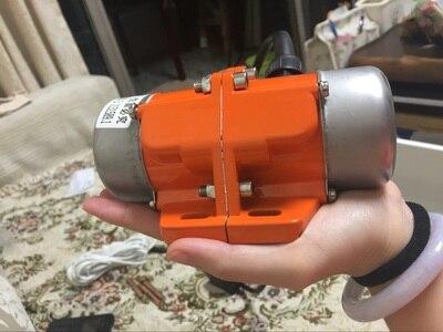 все цены на Dc 220v380v 30w50w80w100w120w Industrial Vibration Small Vibration Motor Vibrating Screen Governor онлайн