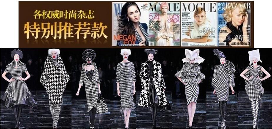 бесплатная доставка новый осень зима женское пальто мода хаундстут длинный участок тонкий небольшой женщин пиджак