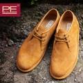 Pathfinder Fashion Men Botas 2016 New Style Botas Original Brand Spring Cowboy Booties Designer Mans Shoes Zapatos Flats