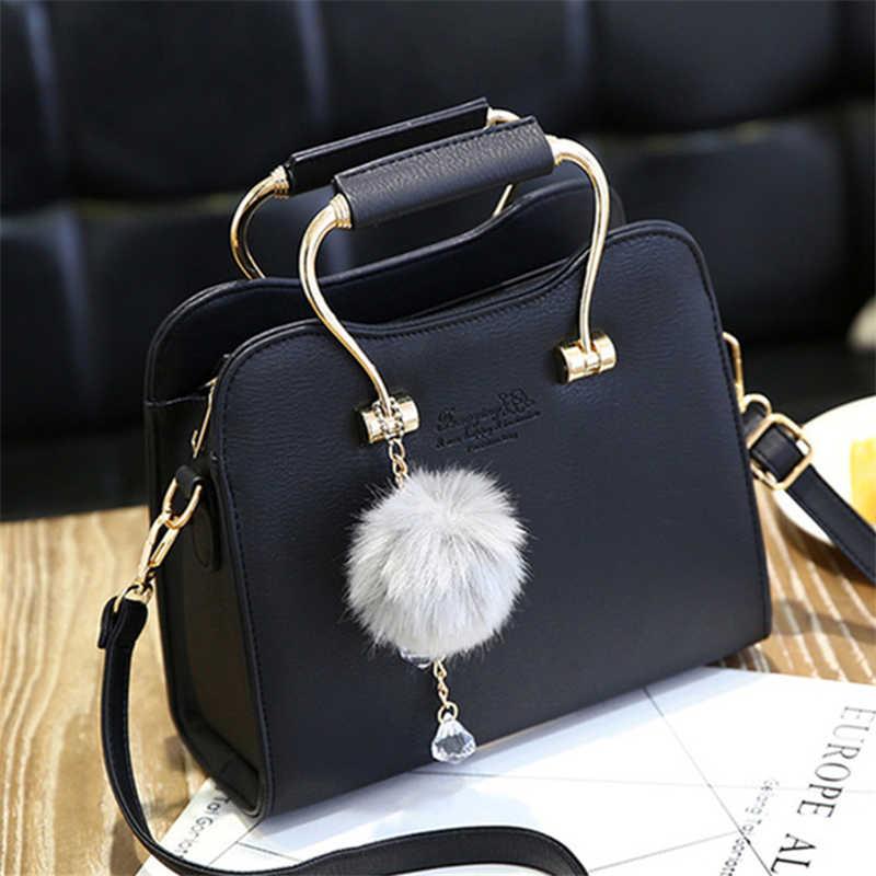Hairball 21 clube marca mulheres chains charme flap sólida alça metálica handabg nova bolsa das senhoras mensageiro crossbody sacos de ombro