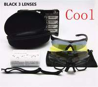 High Quality Cool Riding Goggles 3len Bike Glasses With Original Case Shooting Travel Essential Bike Glasses