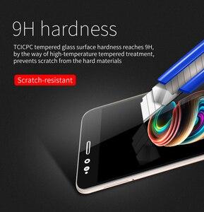Image 3 - Protector de pantalla de cubierta completa para Huawei Honor 6C Pro vidrio templado Anti explosión para Honor 9S 9X 9C 6C Pro/Honor V9 Play