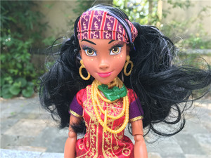 """Image 2 - Disney Descendants Genie Chic Freddie Isle of the Lost 11"""" Toy Doll Action Figure New No Package"""