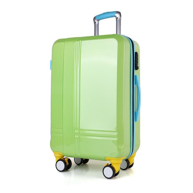 Aliexpress.com : Buy 24'Luggage suitcase carry on drawbars wheel ...