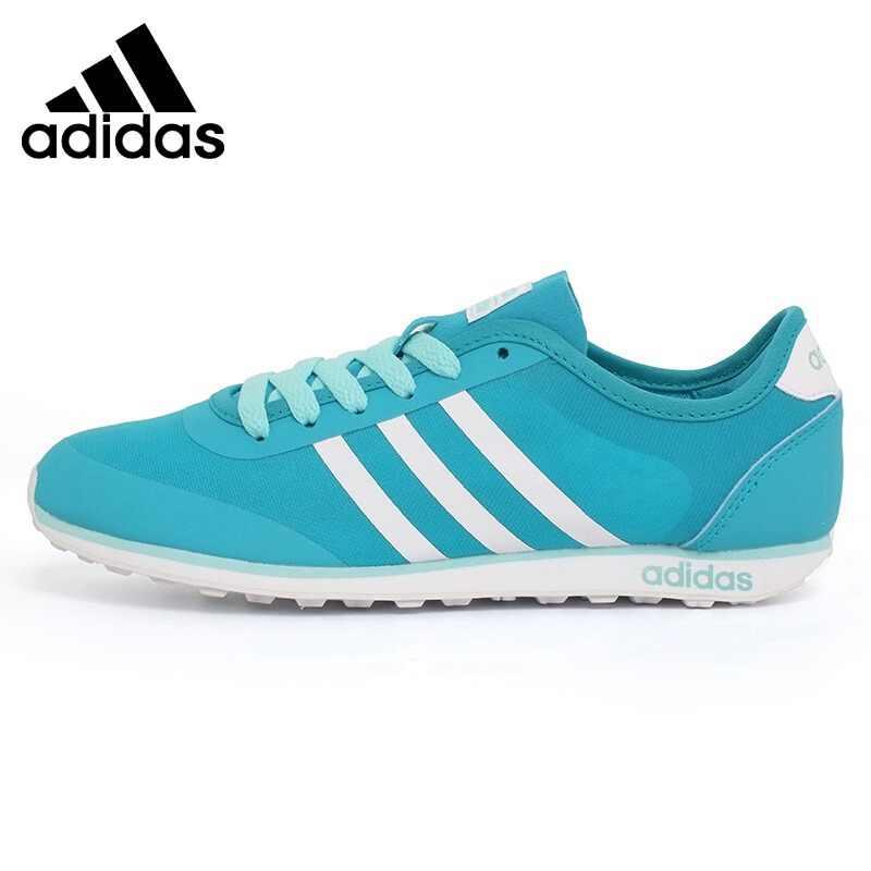Original New Arrival Adidas NEO Label CLOUDFOAM GROOVE TM Women's Skateboarding Shoes Sneakers