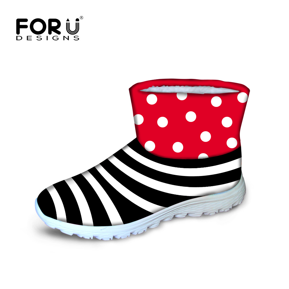 Boots fashion pic boots clip art - Forudesigns Women Winter Ankle Boots Fashion Fur Snow Boots For Women Quilted Female Tops