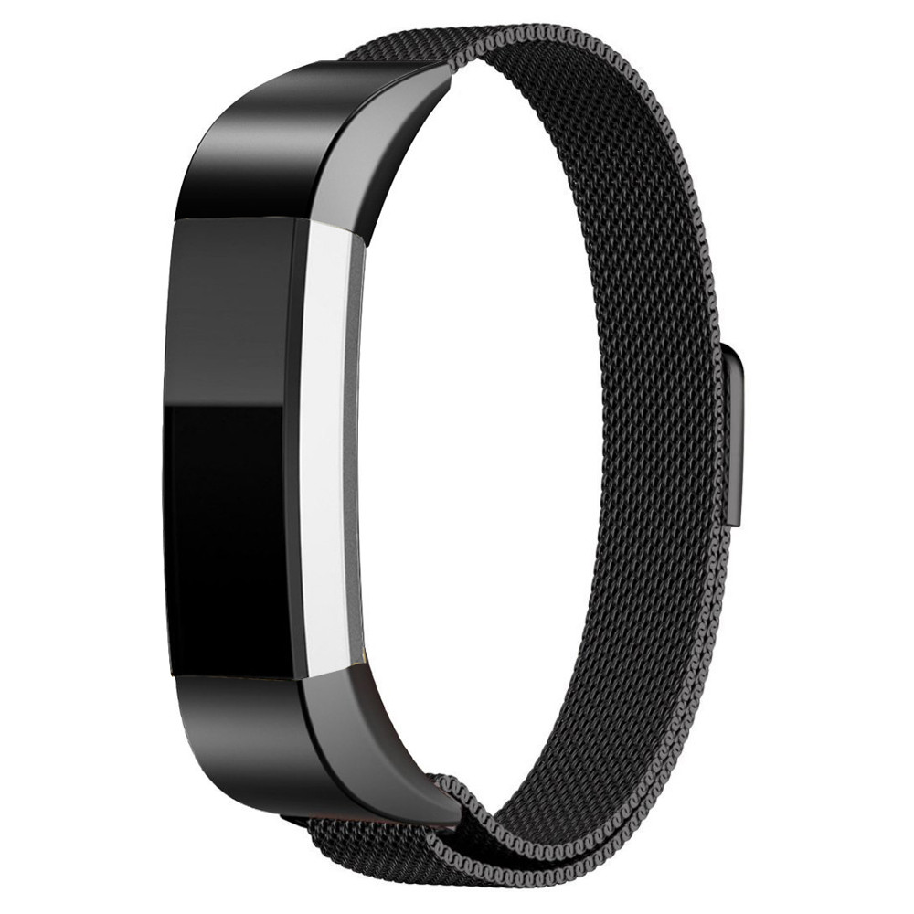 Susenstone 2018 Watchband Stainless Steel For Fitbit Alta Hr Luxury Brand Bracelet For Watch Strap Correa Reloj High Quality for toyota c hr 2016 2017 stainless steel inner