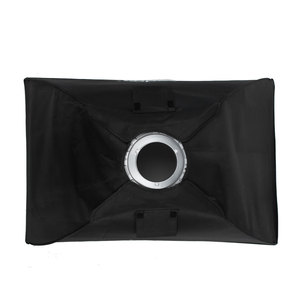 Image 5 - Godox صندوق سوفت بوكس مستطيل محمول ، 60 × 90 سم ، 70 × 100 سم ، 80 × 120 سم ، شبكة قرص العسل ، مع حامل Bowens ، فلاش الاستوديو