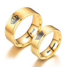 77716d6e2bf3f Popular Stainless Steel Promise Rings-Buy Cheap Stainless Steel ...