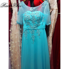 Floor-length Chiffon Long Evening Dress Gown 2016 Formal evening dresses gown wedding party dress