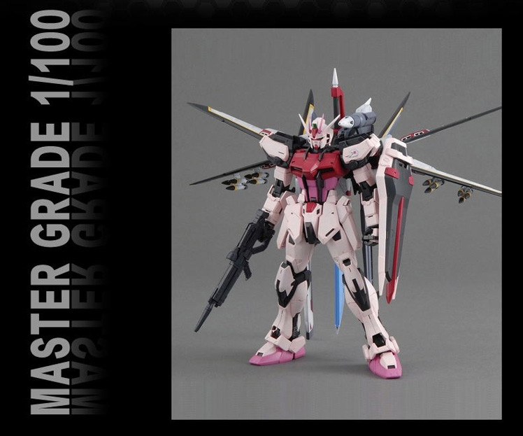 ФОТО 2015NEW hot DABAN model / 6629 / MG 1/100 18cm/ Strike Rouge GUNDAM SEED / Model MBF-02 / assembled GUNPLA