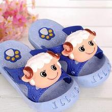 Летняя детская садовая обувь для мальчиков и девочек, детские сандалии мягкая подошва, детская пляжная обувь