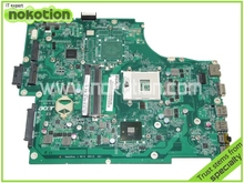 laptop motherboard for acer travelmate 7740z DA0ZYDMB8E0 MB.TVW06.001 hm55 gma hd ddr3