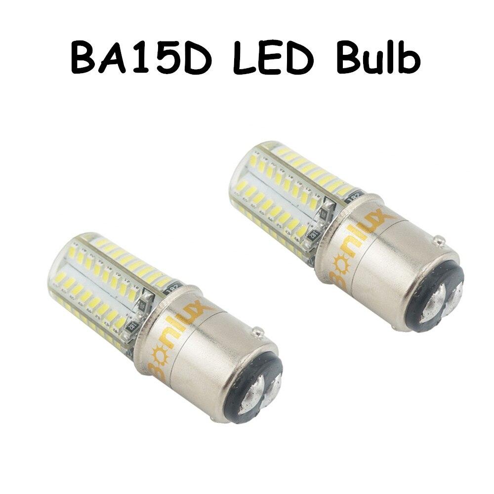 1157 BA15D LED 12V Car Light 3 Watts Silicone Coated Auto LED Car Bulb 10-18V 3014SMD Tail Turn Signal Car Light Lamp