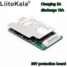 E baterii silnika 10 S 36 V BMS 40A 18650 ochrony baterii litowo-jonowy telefon komórkowy PCB płyta balansu