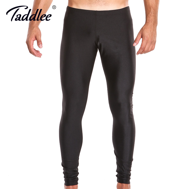 moderne Techniken Infos für baby Taddlee Marke Sexy Legging Männer Low Waist Spandex Lange ...