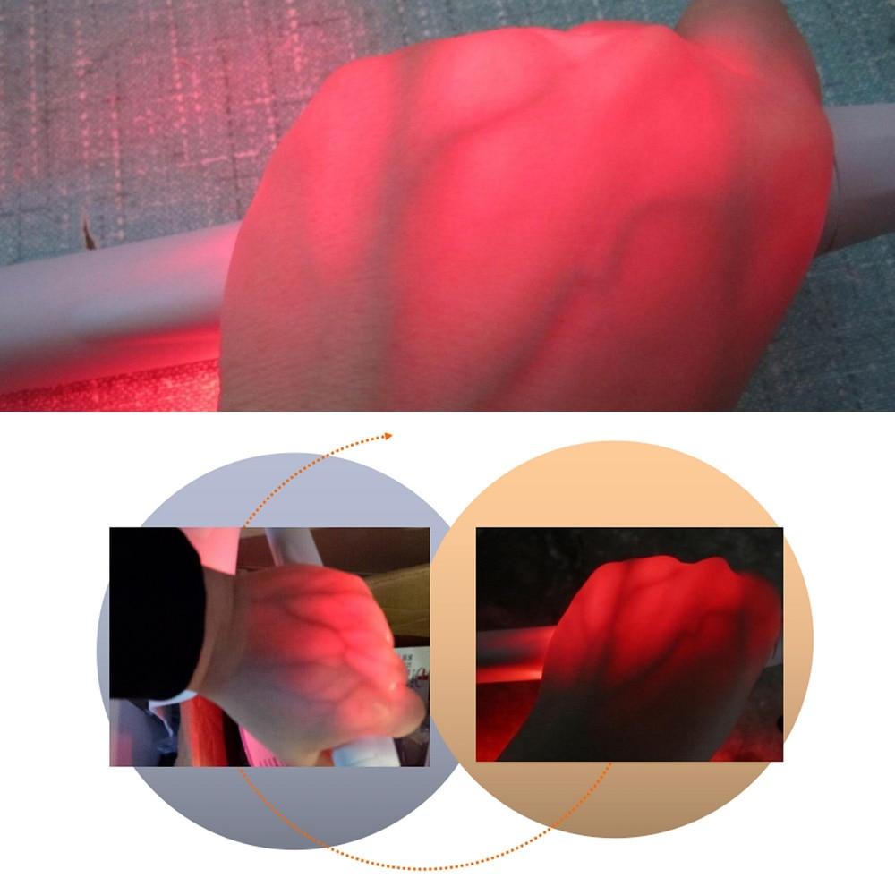 Искатель вены Перезаряжаемые светодиодный вены просмотра и взрослые и дети подходит вены просмотра Дисплей огни изображений найти вен медицинский