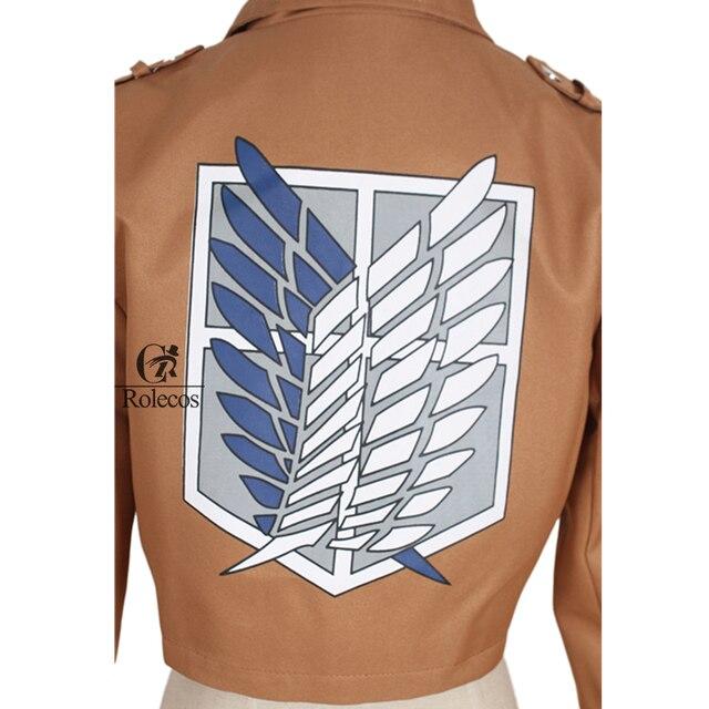Attack on Titan Shingeki no Kyojin Scouting Jacket