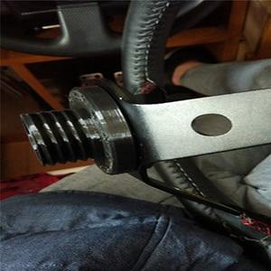 Image 4 - Переходник на рулевое колесо Thrustmaster T300 TX T500, 1 шт., дополнительный адаптер на рулевое колесо, для гонок на рулевое колесо, адаптер для переоборудования