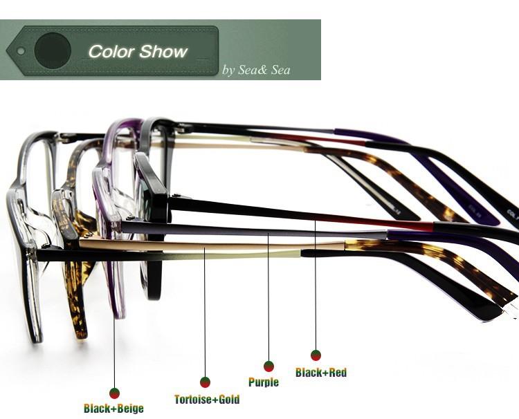 oculos de grau   color show