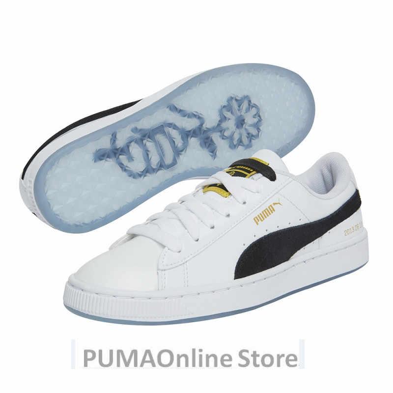1f59af03 PUMA X BTS Basket Patent Shoes Bangtanboys Collaborat Classic Sneaker  Unisex /Men's /Women's Sneaker