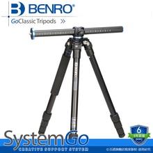 Benro Tripods SystemGo Professional SLR Digital Multi-camera Photography Aluminum tripod 3/8'' Accessory Thread GA158T цены