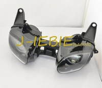 Front Headlight Head Light Lamp Assembly For Kawasaki Ninja ZX6R 2007 2008